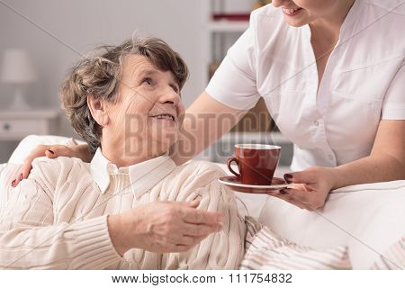 Senior And Private Carer