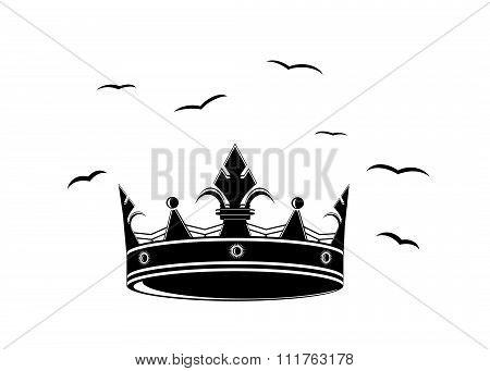 logo crown.