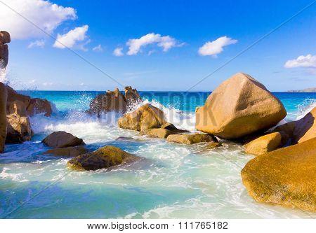 Rocks Getaway Beach