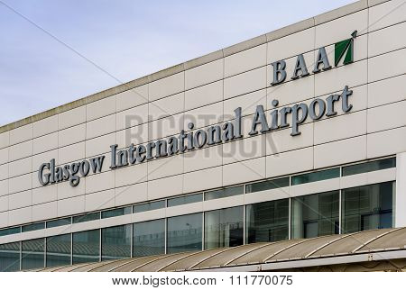 Glasgow Airport Terminal Building