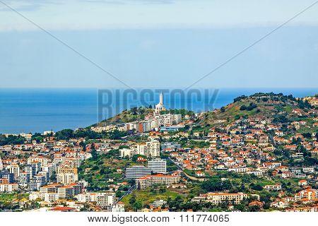 Church Saint Martin, Madeira, Portugal