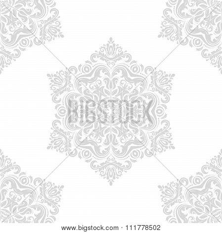 Seamless Oriental Vector Background
