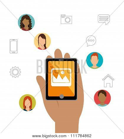 Social media entertaiment