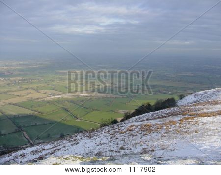 Snowy Edge