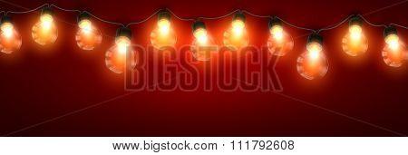 Luminous Electric Garland