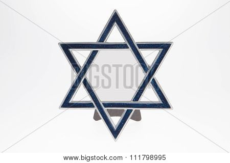 Star Of David Picture Frame