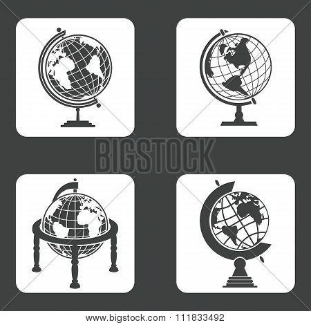 Globe icons set. Globe icons art. Globe icons web. Globe icons new. Globe icons www. Globe icons app. Globe icons big. Globe set. Globe set art. Globe set web. Globe set new. Globe set www