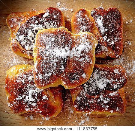 Romanian traditional cake