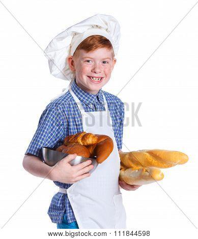 Little baker boy.