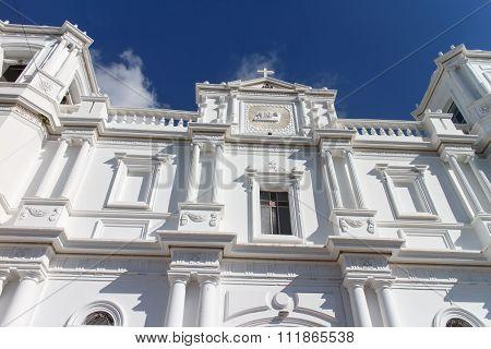View Of Matagalpa Cathedral Church, Nicaragua