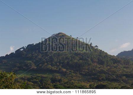 Mountain View From Matagalpa, Nicaragua