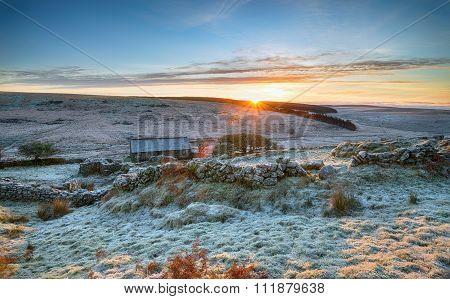 Stunning Winter Sunrise