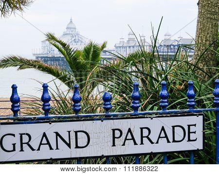 Eastbourne's pier