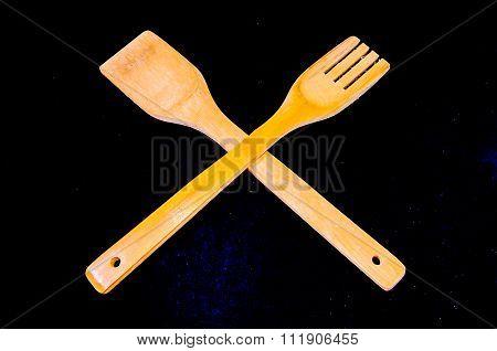 Wood Flatware
