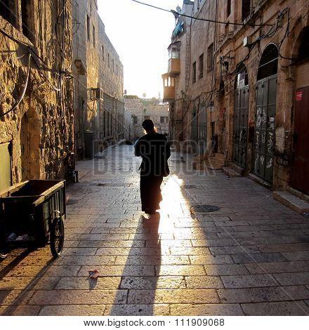 The Streets Of Jerusalem