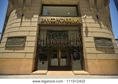 Argentine Bank Banco Patagonia