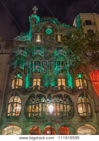 Casa Battlo in Barcelona