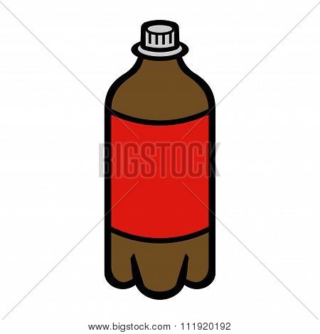 Soda Pop Bottle