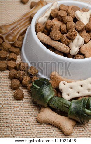 Dog Food.