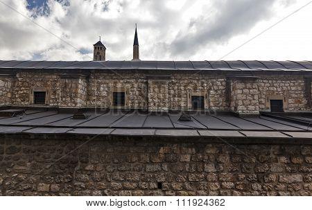 Old Religious Building In Sarajevo