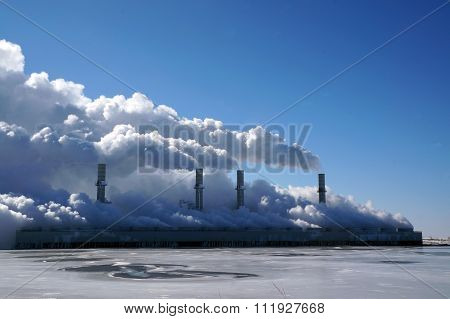Minooka Combined Cycle Power Plant, Minooka, Illinois