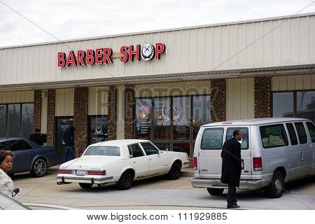 The Barbers Parlor Barber Shop