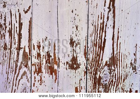 Obsolete Painted Planks