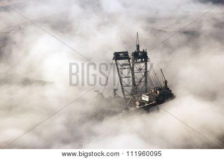 Mining Machine Mist