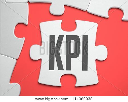 KPI - Puzzle on the Place of Missing Pieces.