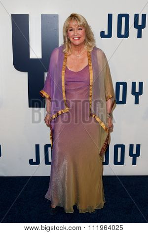 NEW YORK-DEC 13: Actress Diane Ladd attends the