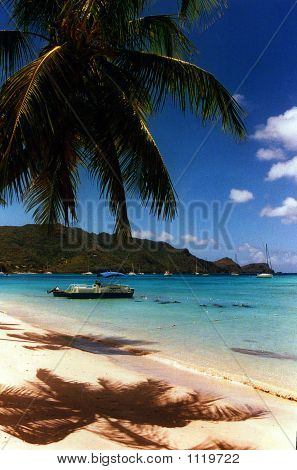 Bequia Beach Carribean