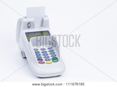Creadit Card Machine