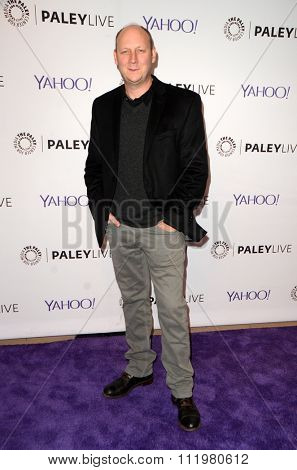 LOS ANGELES - DEC 14:  Dan Bakkedahl at the An Evening with