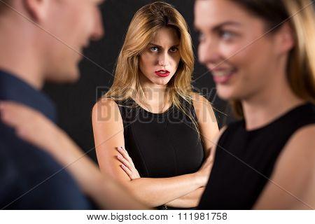 Cheating On Girlfriend