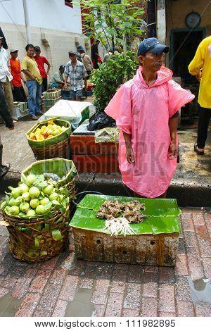 Glodok, Jakarta Chinatown, Indonesia
