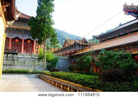 Chan Yuan Buddhist Temple