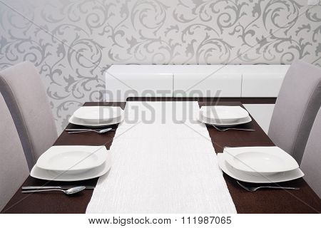 Well Laid Table