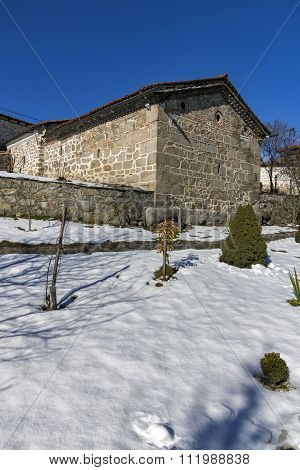 Medieval church of  St. Theodore Tyron and St. Theodore Stratelates, Dobarsko village