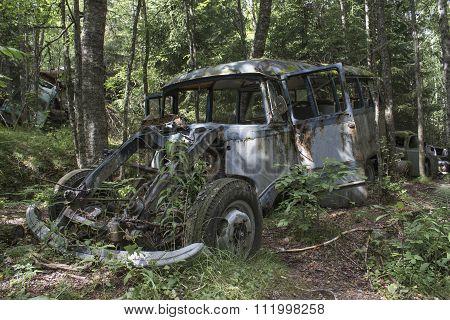 Rotten Van