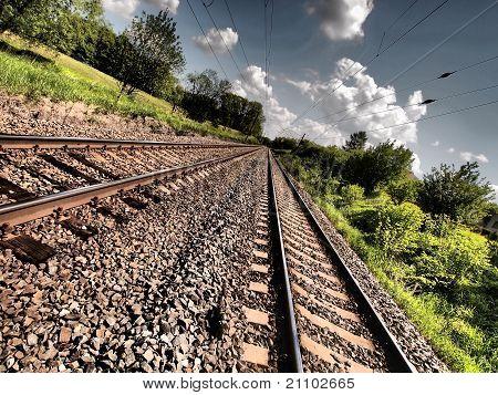 HDR Railroad