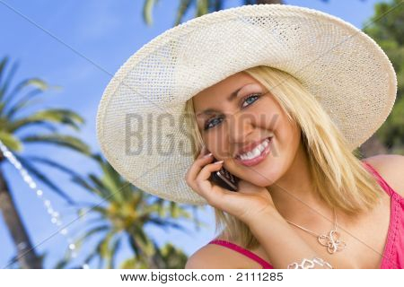 Tropical Phone Call