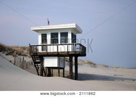 Winter Beach - New Jersey