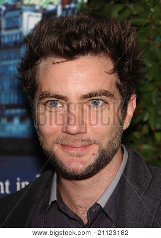 LOS ANGELES - MAY 18:  Marcel Vigneron arrives to the