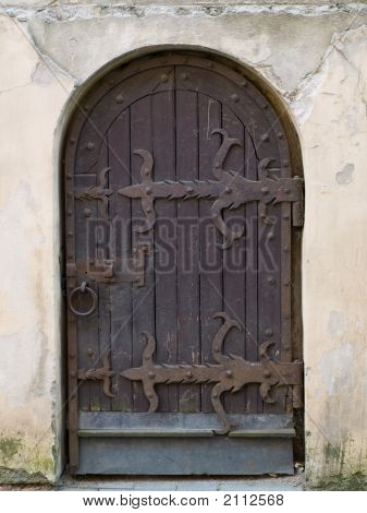 Old Wodden Door