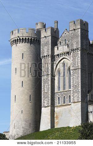 Castillo de Arundel. West Sussex. REINO UNIDO