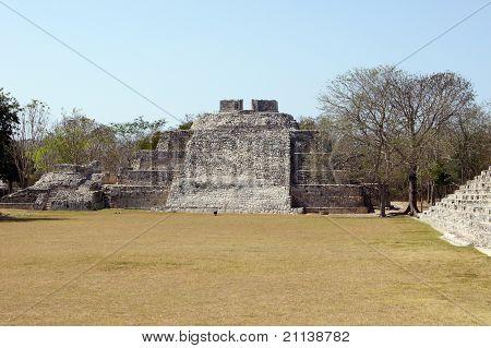 Stone Piramids