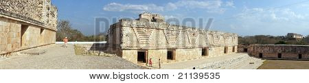 Square In Uxmal