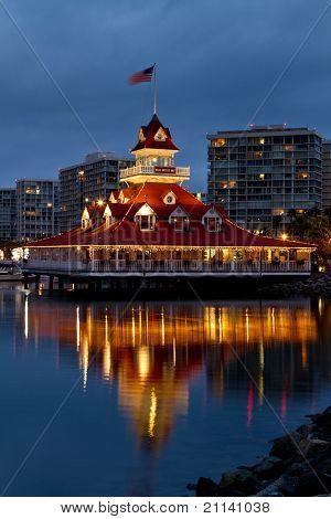 Coronado Boat House