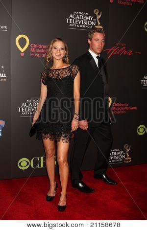 LAS VEGAS - JUN 19:  Tamara Braun arriving at the  38th Daytime Emmy Awards at Hilton Hotel & Casino on June 19, 2010 in Las Vegas, NV.