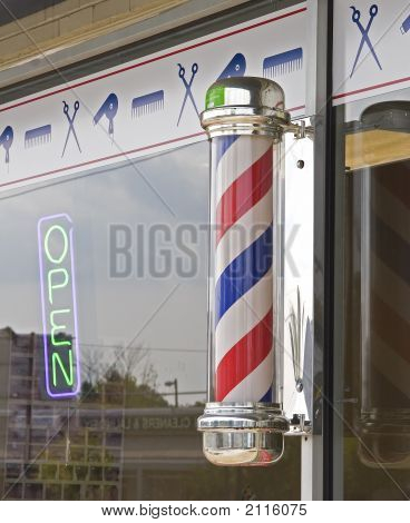 Open Barber Shop
